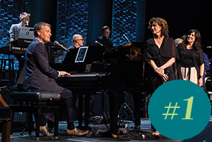 """35 Years of Friends with Michael W. Smith celebrated his iconic song """"Friends"""" and other hits with fellow recording artists Amy Grant, Sandi Patty, Charlie Daniels, and many more."""