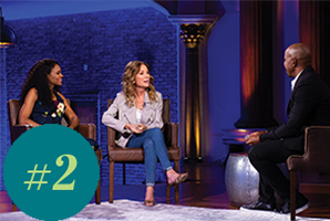 JAVEN hosts Kathie Lee Gifford and Nicole C. Mullen, discussing their project, The God Who Sees, in this Easter special.