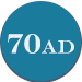 This Month in Christian History - 70 A.D.