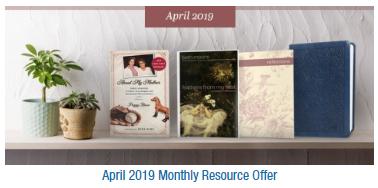 April 2019 Resource