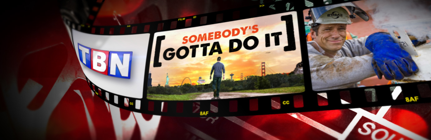 Mike Rowe 'Somebody's Gotta Do It' on TBN