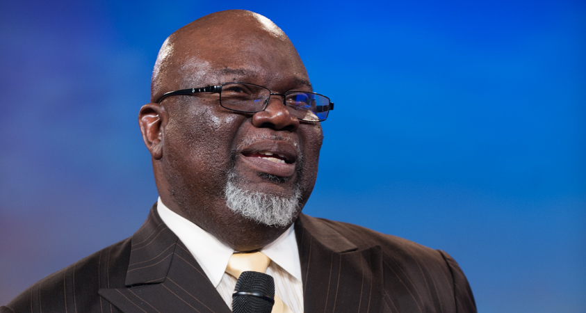 T.D. Jakes on TBN