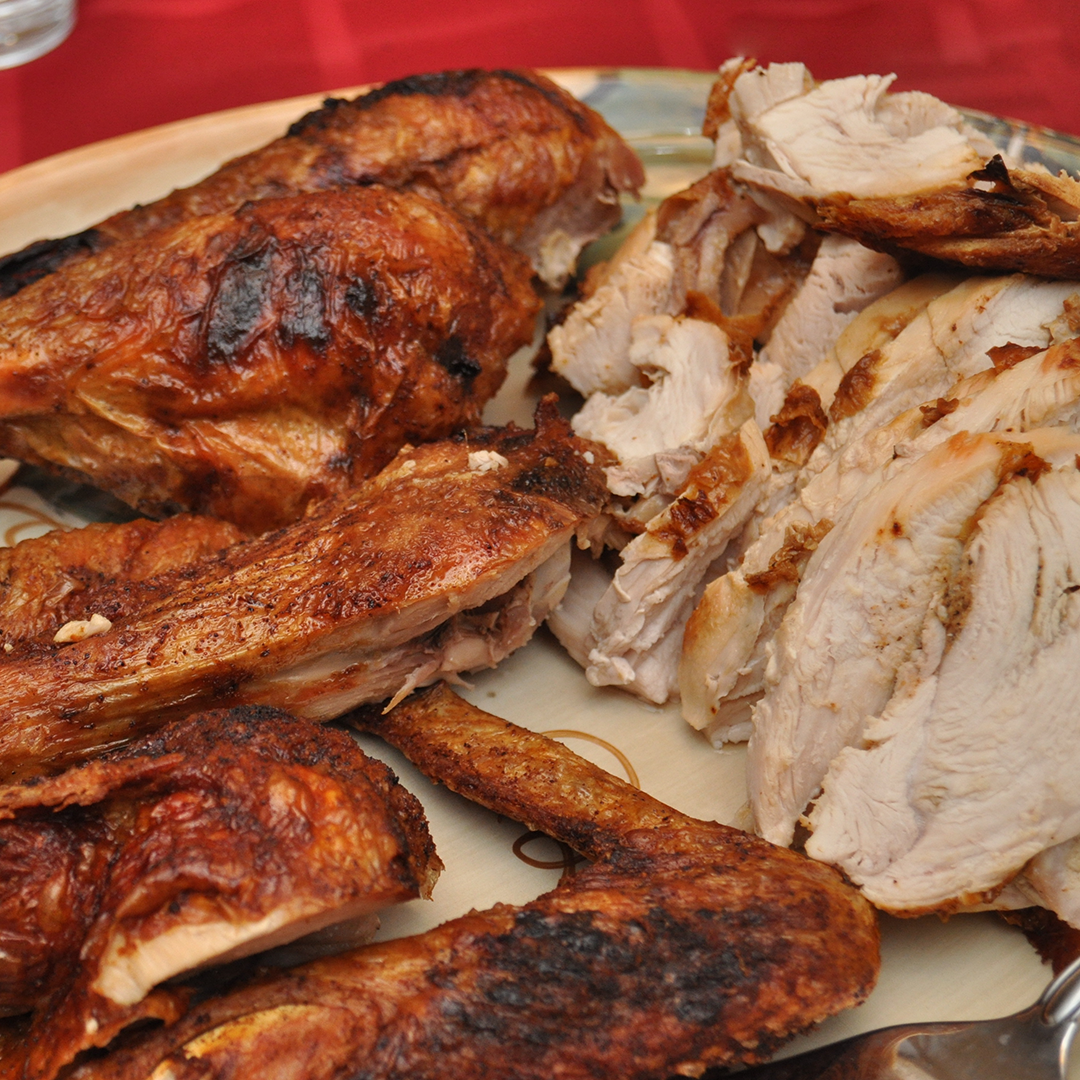 Huckabee's Buffalo Ranch Deep Fried Turkey