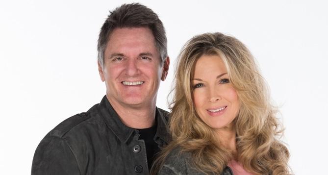 Matt & Laurie Crouch on TBN