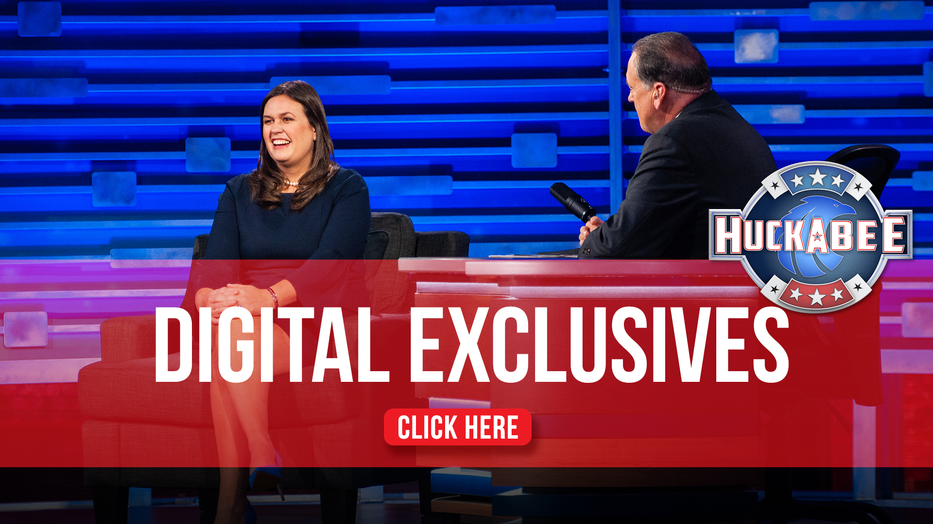 Mike Huckabee Digital Exclusives on TBN