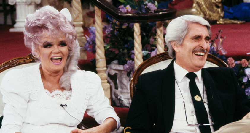 Jan Crouch on TBN